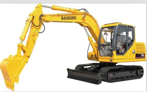 天津挖掘機公司:挖掘機清理