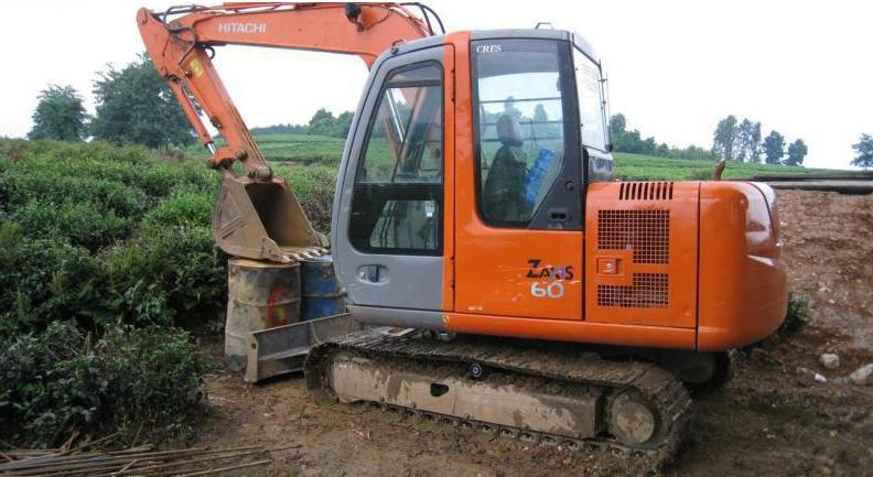 小挖掘机开发流程