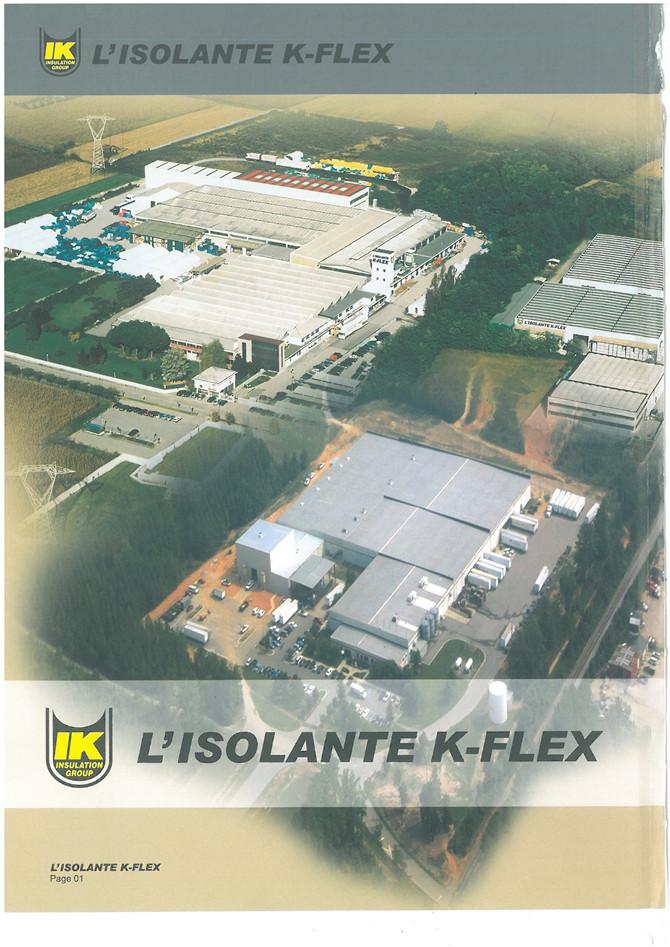 K-FLEX产品说明
