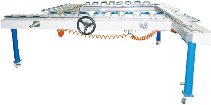 河北小型機械繃網機