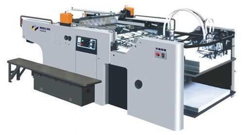 天津絲網印刷機供應商:為什么絲網印刷機頁面粘黏